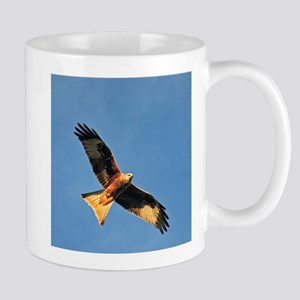 Flying Red Kite Mugs