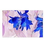 Fairy flowers Postcards (Package of 8)