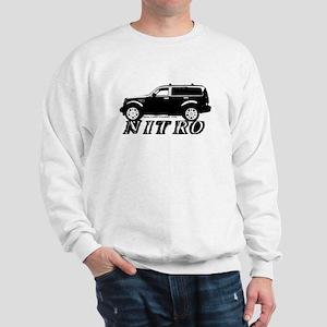 Nitro B&W Sweatshirt