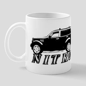 Nitro B&W Mug