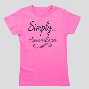 AwesomeSauce Girl's Tee