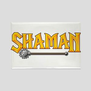 Shaman @ eShirtLabs.Com Rectangle Magnet