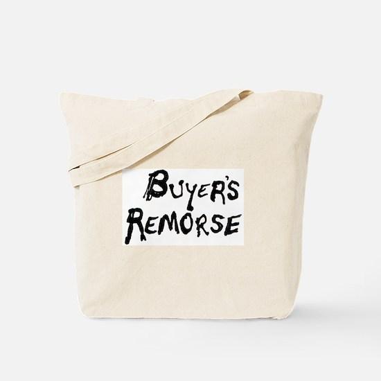 Buyer's Remorse - Goodbye Tote Bag