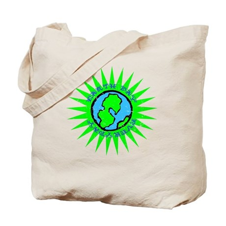 Earth Day Everyday #E2 Tote Bag