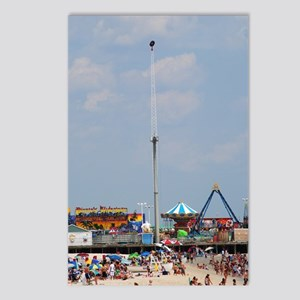 Seaside Heights Casino Pi Postcards (Package of 8)