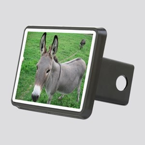 Miniature Donkey Rectangular Hitch Cover