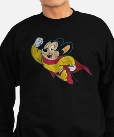 Vintage Mighty Mouse Jumper Sweater