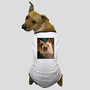 Australian Silky Terrier headstudy Dog T-Shirt