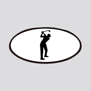 Golf player Patches