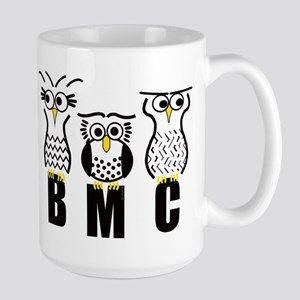 BMC Owls Large Mug