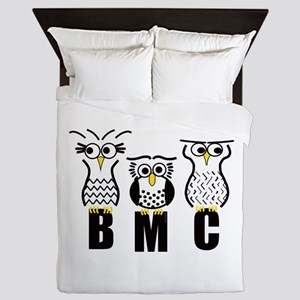 BMC Owls Queen Duvet