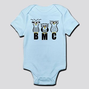 BMC Owls Infant Bodysuit