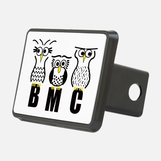 BMC Owls Hitch Cover