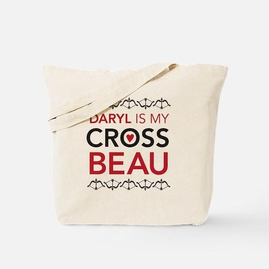 Daryl is my Cross Beau Tote Bag