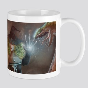 Cast The Demons Out Mugs