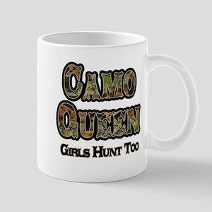 Camo Queen- Girls Hunt Too Mugs