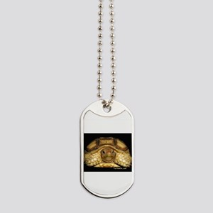 Baby Sulcata Tortoise Dog Tags