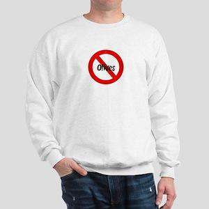 Anti Olives Sweatshirt