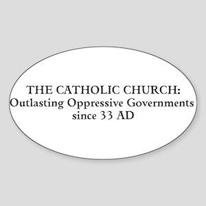 Outlasting Sticker