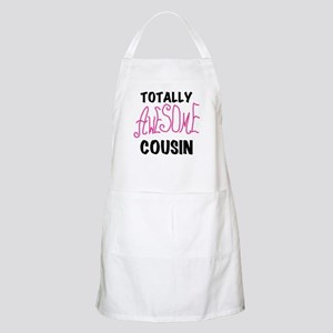 Pink Awesome Cousin Apron