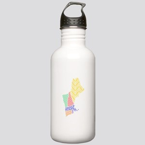 New England Stainless Water Bottle 1.0L