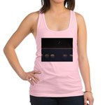 One Giant Leap For Mankind Racerback Tank Top