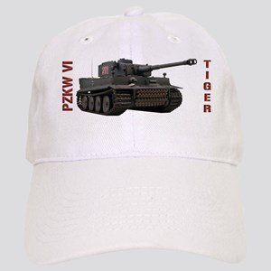 Tiger Tank Baseball Cap
