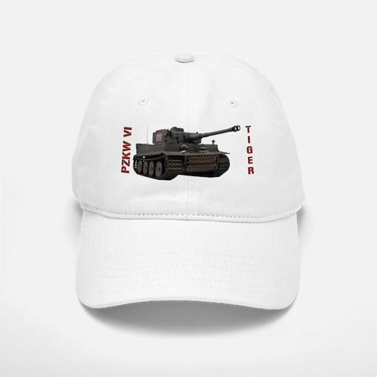 Tiger Tank Baseball Baseball Baseball Cap