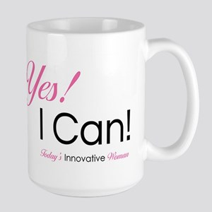 Yes I Can Mugs