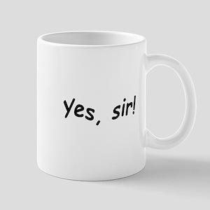 crazy yes sir Mugs