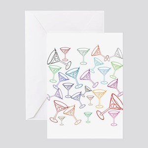 Happy Hour! Greeting Cards