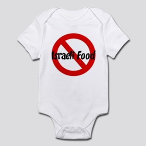 Anti Israeli Food Infant Bodysuit
