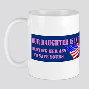 Our Daughter is in Iraq...