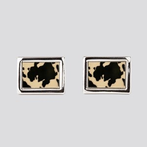 Dairy Cow Print Cufflinks