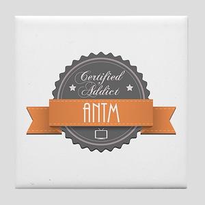Certified Addict: ANTM Tile Coaster