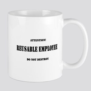 ATTENTION! Reusable Employee ...
