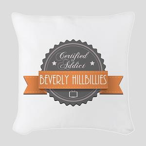 Certified Addict: Beverly Hillbillies Woven Throw