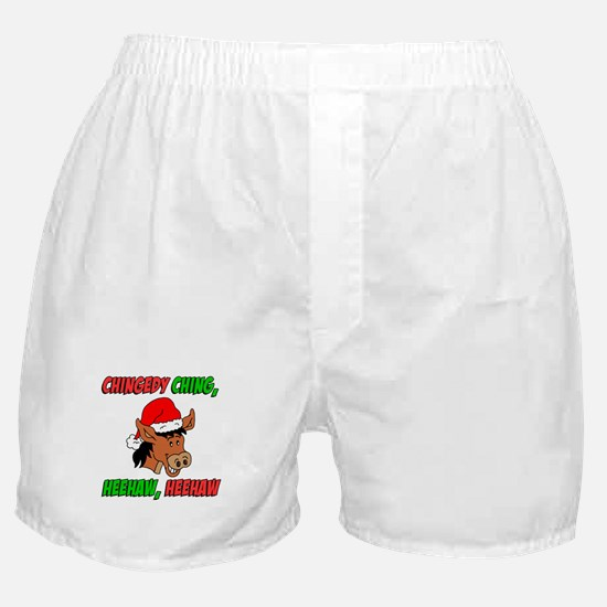Italian Donkey Boxer Shorts