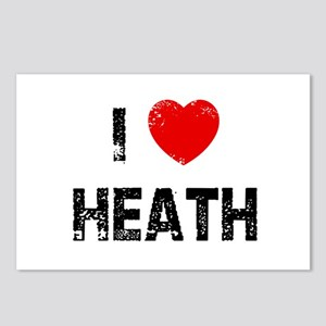 I * Heath Postcards (Package of 8)