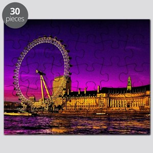 London Eye Puzzle