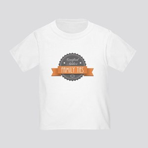Certified Addict: Family Ties Infant/Toddler T-Shi