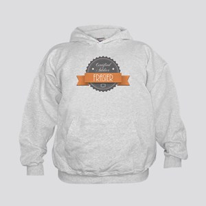 Certified Addict: Frasier Kid's Hoodie