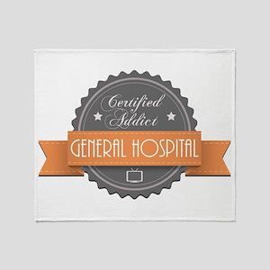 Certified Addict: General Hospital Stadium Blanket