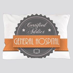 Certified Addict: General Hospital Pillow Case