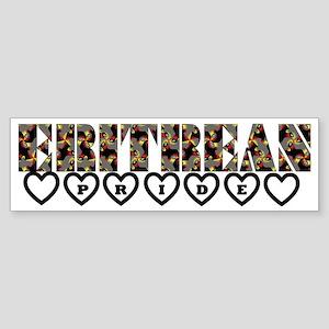 ERITREAN PRIDE Sticker (Bumper)