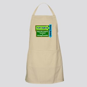 Bloke From Down Under Apron