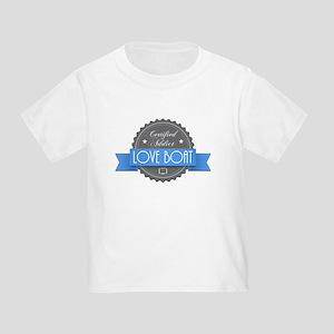 Certified Addict: Love Boat Infant/Toddler T-Shirt