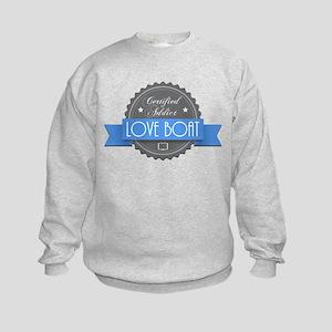Certified Addict: Love Boat Kids Sweatshirt