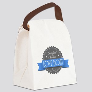 Certified Addict: Love Boat Canvas Lunch Bag