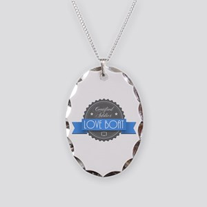 Certified Addict: Love Boat Necklace Oval Charm